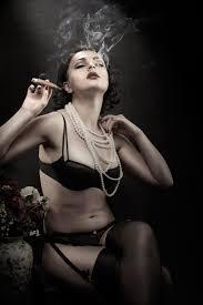 Retro Glam. Soft Light Boudoir Photography Glamour.