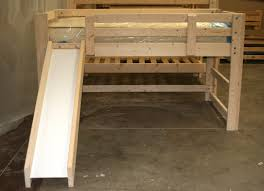 kids loft bed with slide.  Loft Full Size Of Office Delightful Wood Loft Bed With Slide 15 Breathtaking 9  Twinloftwslide Jpg Download  Throughout Kids