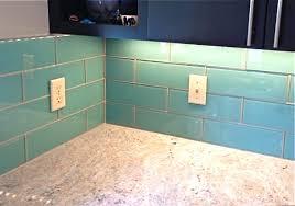 bold ideas aqua glass tile bathrooms 71