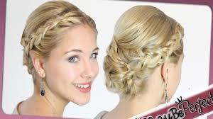 Festliche Frisuren Kurze Haare Geflochten Unsere Top 10