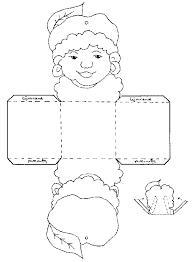 Knutsel Kleurplaten Sinterklaas