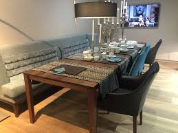 Dining Room Tables With A Bench Best Inspiration Design