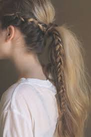 Long Hairstyles With Braids 25 Best Ideas About Long Hair Hairstyles On Pinterest Long Prom