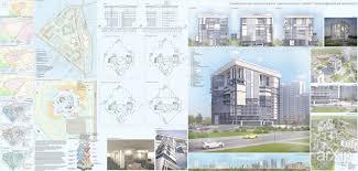Дипломный проект типографический комплекс архитектура эт  Дипломный проект типографический комплекс архитектура 6 12 эт 18 36м