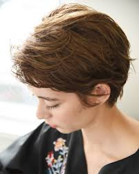 クールな印象が素敵ジェンダーレスな髪型でワンランク上のお洒落を