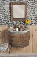 24 inch corner bathroom vanity. 24 inch single sink bath vanity in natural oak corner bathroom a