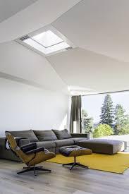 Vier Hofhäuser Moderne Wohnanlage