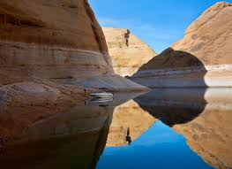 ELIZABETH AVEDON JOURNAL: DROWNED RIVER : The Death and Rebirth of Glen  Canyon on the Colorado   Photographs by Mark Klett + Byron Wolfe