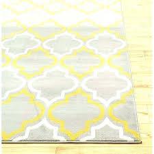 yellow and white rug yellow and white rugs rug outstanding medium size of area chevron bath