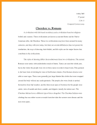 Comparison Contrast Essay Example World History Compare Contrast