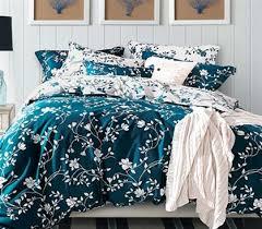Best 25+ Teal comforter ideas on Pinterest | Ap set, Camo stuff ... & Moxie Vines - Teal and White - Twin XL Comforter Adamdwight.com