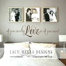 master bedroom wall art romantic