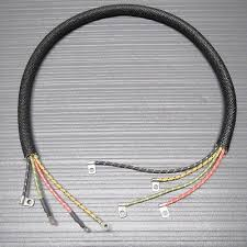 harley 1958 1964 panhead wiring harness kit usa made fl flh duo harley 1958 1964 panhead wiring harness kit usa made fl flh duo glide 3