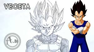 Comment Dessiner Dragon Ball Z Etape Par Etape Duilawyerlosangeles