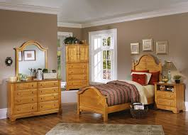 pine bedroom furniture for that classic country look light colored wood bedroom sets