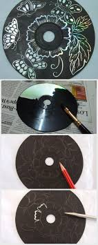 25+ unique Old cds ideas on Pinterest | Cd diy, Cd crafts and Crafts with  cds