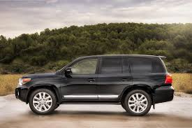 New Toyota Land Cruiser V8