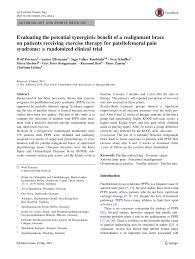 Pdf Evaluating The Potential Synergistic Benefit Of A