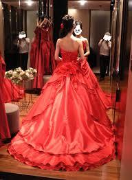 花嫁 髪型 カラードレス Divtowercom