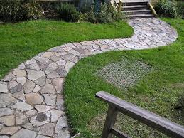 Small Picture Best 25 Rock pathway ideas on Pinterest Rock yard Rock walkway