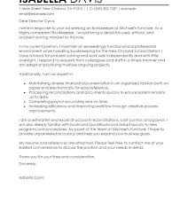 Sample Accountant Cover Letter Letter Resume Directory