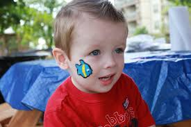 face painting boys simple face painting ideas for kids