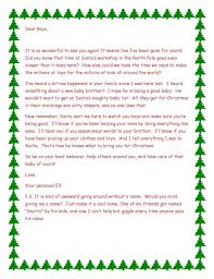 Elf on the Shelf letter page 0 463x600