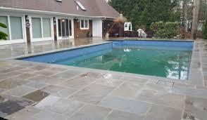 bluestone pool patio hamptons ny