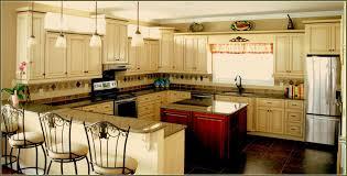 White Antique Kitchen Cabinets Antiqued Kitchen Cabinets Phidesignus