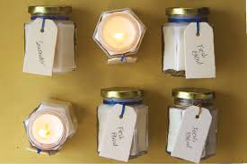 diy friday essential oil aromatherapy candles