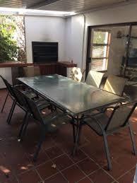 dining room chairs fourways. big aluminium table with 8 chairs dining room fourways r