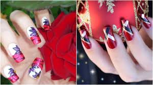 Latest Stylish Nail Art Designs For Women/Girls 2017-2018 - YouTube