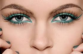 makeup green eyes