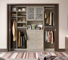 contemporary california closet