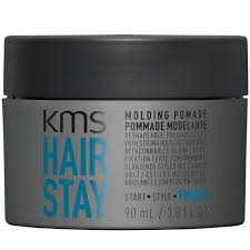 Kms Hairplay Design Wax Kms Hairstay Molding Pomade 90ml