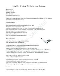 Recording Engineer Cover Letter Letter Resume Source