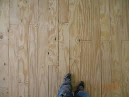 Plywood Plank Ceiling Flooring This Old Farmhouse