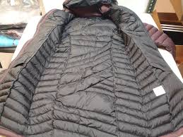 Evergreen Coat Rack Basin and Range Evergreen Quilted Down Jacket Women 43