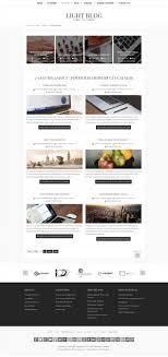 3 Template Light Blog Free Joomla 3 Responsive Bootstrap Template