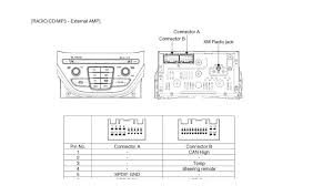 hyundai car radio stereo audio wiring diagram autoradio connector Car Stereo Wiring Diagram at Connections Of A Car Stereo Wiring