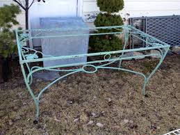 vintage wrought iron table. Like This Item? Vintage Wrought Iron Table T