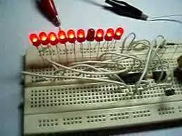 led running light led running light