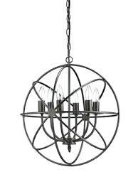 chandelier sphere interior spaces 6 light sphere chandelier spherical chandelier dining room wire sphere crystal chandelier chandelier sphere