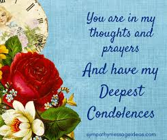 Condolences Quotes Cool 48 Sympathy Images With Heartfelt Quotes Sympathy Card Messages