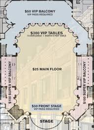 Aragon Seating Chart Vip Admission To Worlds Largest Flashback Concert Dance Party At Aragon Ballroom On December 7 Up To 35 Off
