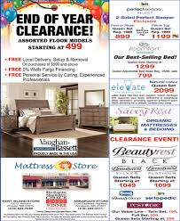 furniture store newspaper ads. End Of Year Clearance!, Mattress Store Furniture Newspaper Ads