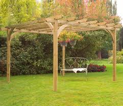 forest ultima 10x10 pergola kit 3 6 x 3 6 for