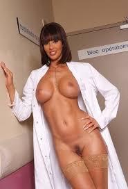Brunette Perverse Milf Nurse Naked With Big Huge Boobs Hot Hot