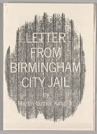 letter from birmingham city jail the martin luther king jr  controls