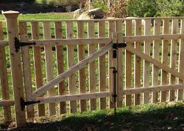 Home Picket Fence Gate Open Excellent On Home Picket Fence Gate Open